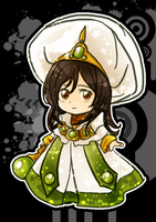 Chibi Priest ID by GYRHS