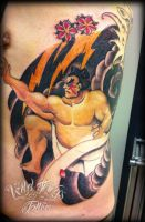 Street Fighter Tattoo by WillemXSM