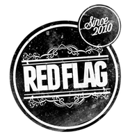 Red Flag Campaign Logo by IshaanMishra