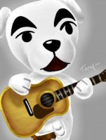 K.K. Slider by Luishi17