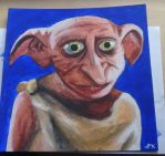 Dobby the House Elf by daniellekoorevaar