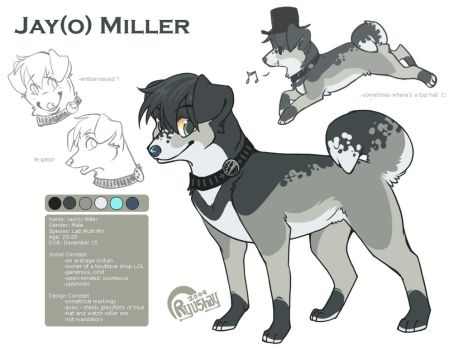 Reference: Jay-o Miller by Ryushay