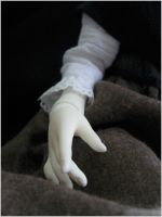 A Girl's Hand by nineveh-resin-family