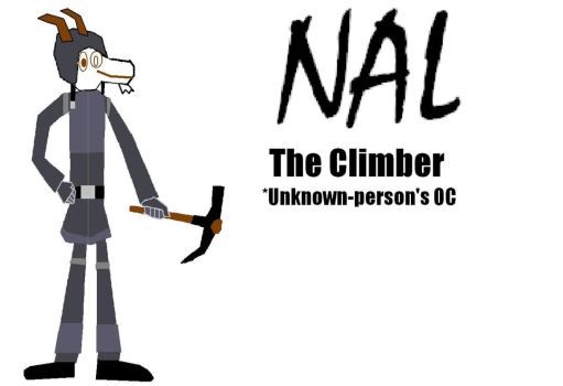 Climber in NAL by thieviusracoonus
