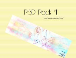 PSD Pack #1 - PSD Pack Alice by parkzika