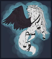 Halopromise (Sephiroth) -Trade- by DrMario64