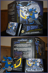 Sly cooper - Genesis BOX by fnook