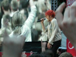 My Chemical Romance live 05 by Ashqtara