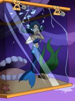 To be a real mermaid... by DraDragonTear