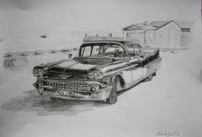 Cadillac by Mikla-9