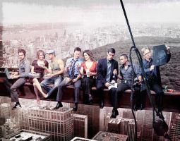 CSI New York Wallpaper by glittersprite