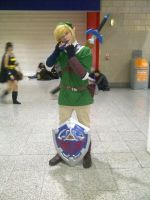Link Cosplay by Alice-Lidell