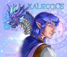 Kalecgos by DragonCid