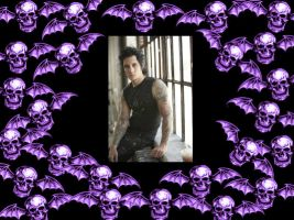 Synyster Gates by IcejCat