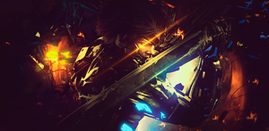 Metal Gear Rising by ThunderBR