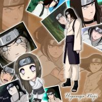 Neji Collage by annakire