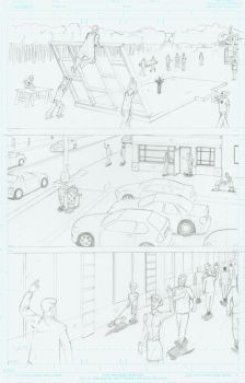 No Man's Land page 11 pencil by JAM32