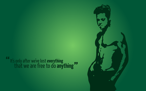Tyler Durden Wallpaper by cestnms
