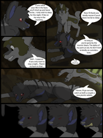 Demon in Wolf's Clothing Pg.2 by Miiroku