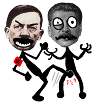 hitler invades ussr by fuzzyhandcuffs