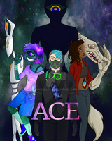 Book of Hearts: ACE. COMIC NOW UP! by RhodArt