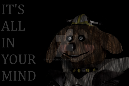 FNaF? Edit: Dook LaRue It's All In Your Mind by Graysongdl