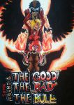 The Good, The Bad, And the Bull 01 by minnow-s