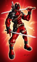 DeadPool... by sergio-borges