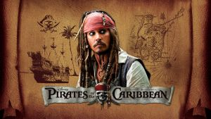 Pirates of the Caribbean Wallpaper by GregKmk