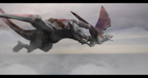 Live Action Pokemon Aerodactyl