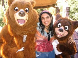 Me and my Brother Bear buddies by SurfsUp07