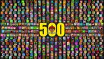 ANUT DRAWS 500 by AnutDraws