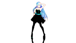 I Made a Miku~! by therewillbecookies