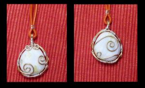 Marble pendant by dragonladych