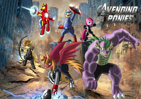 Assemble by voltictail
