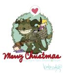 Kcook Krampus-card2013 by katiecandraw
