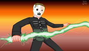 No. 8 -- Corey Taylor by purple-telvanni
