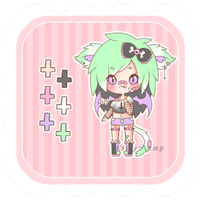 Adopt Species - Kitty-Bats - Male/Female - CLOSED! by Kitty-Vamp