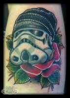 Stormtrooper by state-of-art-tattoo