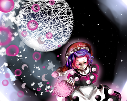 Doremy Sweet , Dream Eater by Zianu