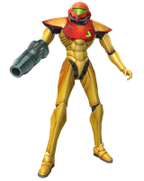 Metroid Prime - Power Suit by o0DemonBoy0o