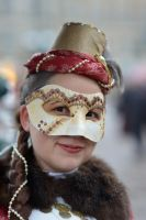 17th century turkish masquerade - hat by AFahrbach