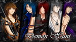 Demon Hunt: 2014 Official Wallpaper by Samuraiflame