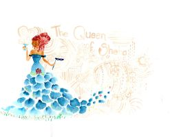 the Queen by SeafaringSarah