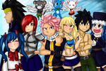 ~ Fairy Tail ~ by Lolly-pop-girl732