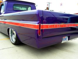 65 Custom Chevy Truck by colts4us
