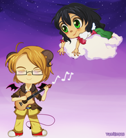 APH: Serenade by vanille913