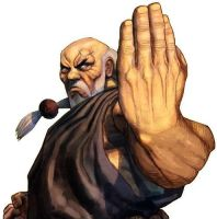Street Fighter X Fatal Fury~Gouken Bio and Quotes by JohnnyOTGS