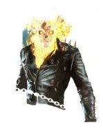Ghost Rider-preview by vitordramon
