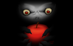 The Apple of Death's Eye by LazuliLupin